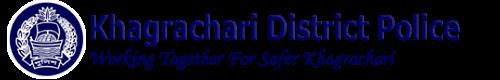 Khagrchari Police Logo